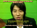 Junjin- 061119 @ Jamsil Hottracks CD Autograph Session Interview