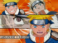 Naruto Hinata Sakura Rock Lee the take over the break's over