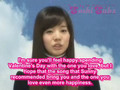 [Soshi Subs] SNSD Talk About Sweet Memories With SNSD Part 2 [02.05.08]