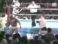 AJPW/WWF Wrestling summit 1990 part 2
