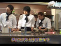 Cooking W/ Tohoshinki pt1. [subbed]
