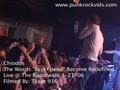 Chiodos - The Words 'Best Friend' Become Redefined Live