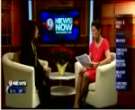 Career Doctor Cassi Fields Discusses Job Hunting for Graduates on Channel 9 News Now