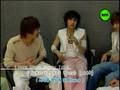 TVXQ - I Love Show Tank Hero JaeJoong say Rap