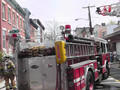 Small fire 216 8th st. Hoboken