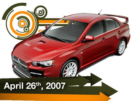 Evo Ten Ford GT Matech - Fast Lane Daily - 26Apr07