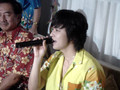 Kim Jeong Hoon - Singin' a bit of PERHAPS LOVE (Goong OST)