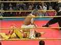 Hayabusa vs Kyoko Inoue
