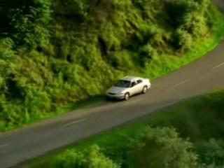 Ghostly Car Ad