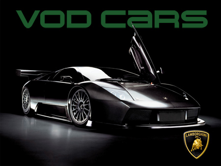VOD Cars - Episode 120: Lamborghini