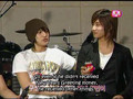 02.22.07 Mnet Wide News at Rehearsal [ENG SUB]