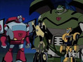 Transformers Animated - 107 - Thrill of the Hunt