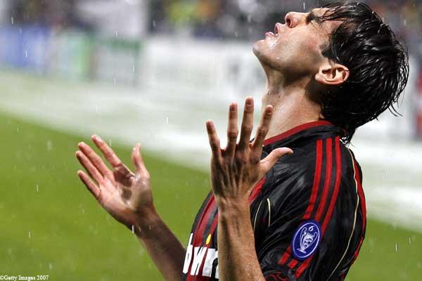 Milan - Man. United. Highlights