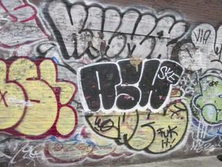 Episode 37 - Street art slide show (part 2 of 4)