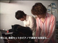 DBSK playing the piano