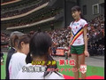 A commendation ceremony of 60 meters race of 2004 Sports Festival.