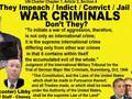War Criminals - Doing the Devil's Work (censored version)