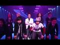 Epik High performs with HeeChul