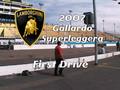 2007 Lamborghini Gallardo Superlegerra