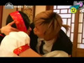 heechul and eeteuk kiss