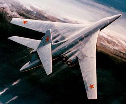 Udarnaya Cila Tu-160