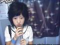 Yunho's sister self-cam