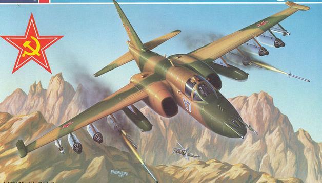 Udarnaya Cila Su-25