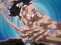 Bleach - Madrame Ikkaku Fight for life