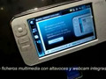 3GSM: Nokia N800 Internet Tablet