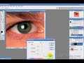Change Eye Color - Photoshop