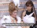 [HPS] Ribon no Kishi - The Musical - curtain call + Ogawa graduation (subtitled).avi