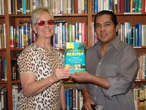 Healthy California with Patricia Hamilton.