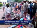One Child Policy Protests Lead to Crackdown