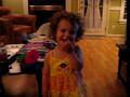 Emma singing twinkle