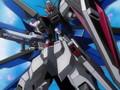Freedom Gundam- Meteor