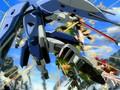 Gundam Seed Destiny- Power Ranger theme song