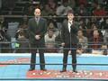 Minoru & Prince Devitt vs. Jushin Liger & AKIRA (2008.02.17 - IWGP Jr. Tag).avi