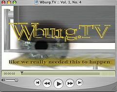 Wburg.tv :: Vol. 1, No. 4 :: The Eyes Have IT