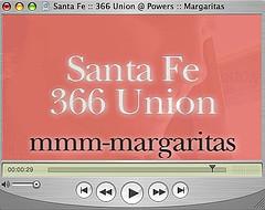 Meet Mr. Margarita :: Santa Fe
