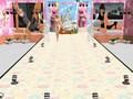 Sims fashion show