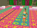 sims2 fashion show (wacky stuff)