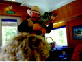 Entertainment on the Grand Canyon Railroad