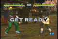 Dead or alive 2 ex 1# and #2 zacks fighting