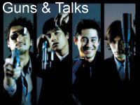 Guns & Talks: A Quartet of Assasins
