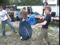 Umbrella Martial Arts
