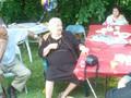 Abuela Hablando con su familia