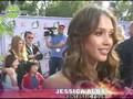 Jessica Alba 2007 MTV Movie Awards Red Carpet