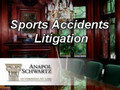 Sports Accident Litigation: Find a Lawyer, Attorney