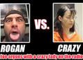 Joe Rogan VS Crazy Lady