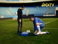 Joga Bonito - Ronaldo Blue Boots